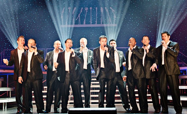 Straight No Chaser at Ryman Auditorium
