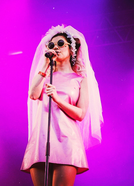 Marina at Ryman Auditorium