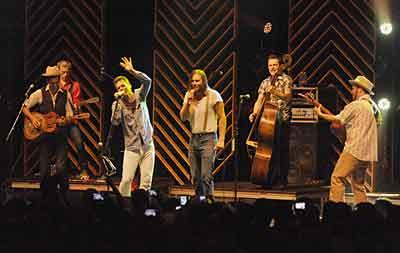 Old Crow Medicine Show at Ryman Auditorium