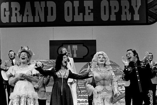 Opry At The Ryman: Del McCoury, Dailey and Vincent, Henry Cho & Matt Stell at Ryman Auditorium