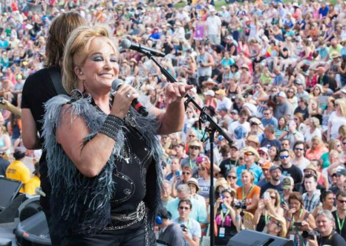 Tanya Tucker at Ryman Auditorium