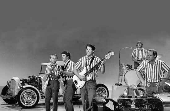 The Beach Boys at Ryman Auditorium