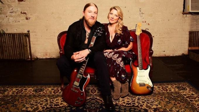Tedeschi Trucks Band at Ryman Auditorium