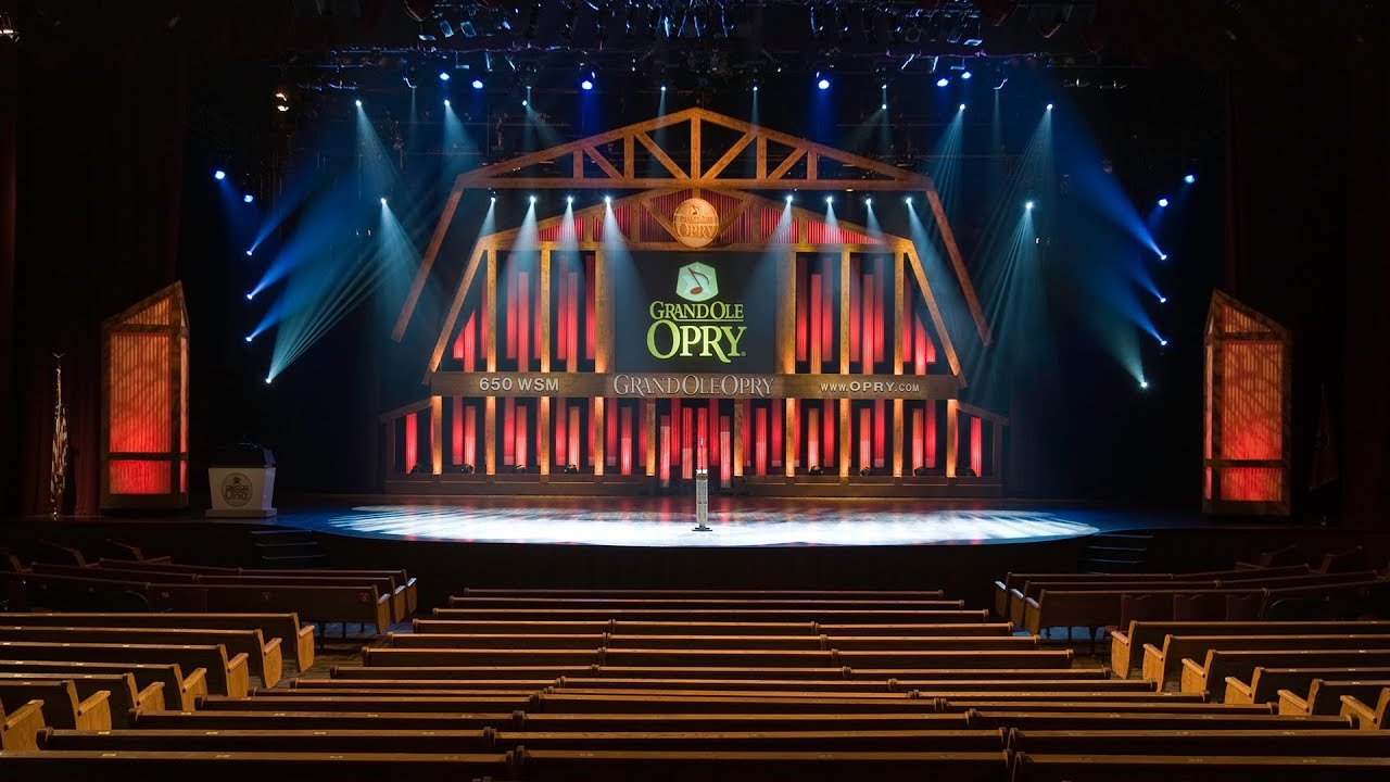 Opry At The Ryman: Alan Jackson, Alison Krauss, Gene Watson & James Carothers at Ryman Auditorium