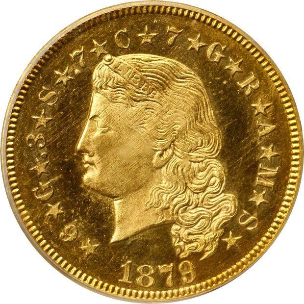 Coin at Ryman Auditorium