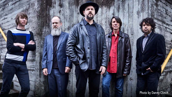 Drive By Truckers at Ryman Auditorium