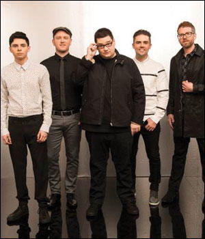 Sidewalk Prophets at Ryman Auditorium