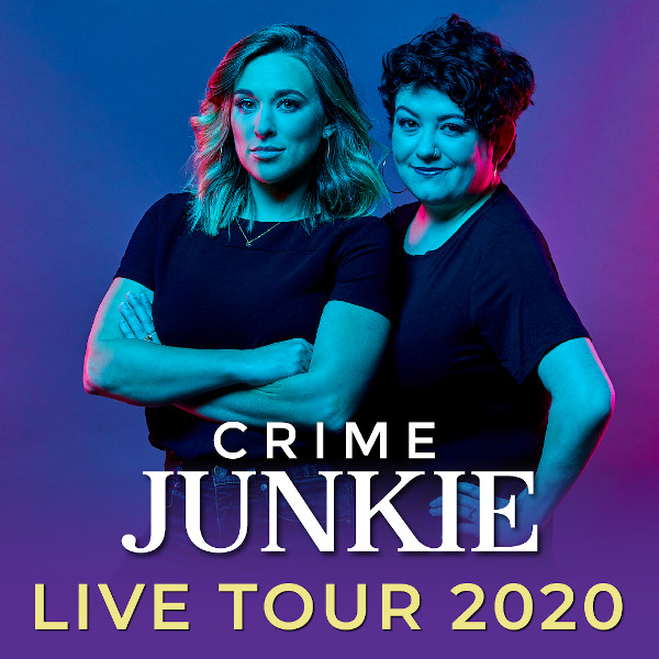 Crime Junkie Podcast Live at Ryman Auditorium