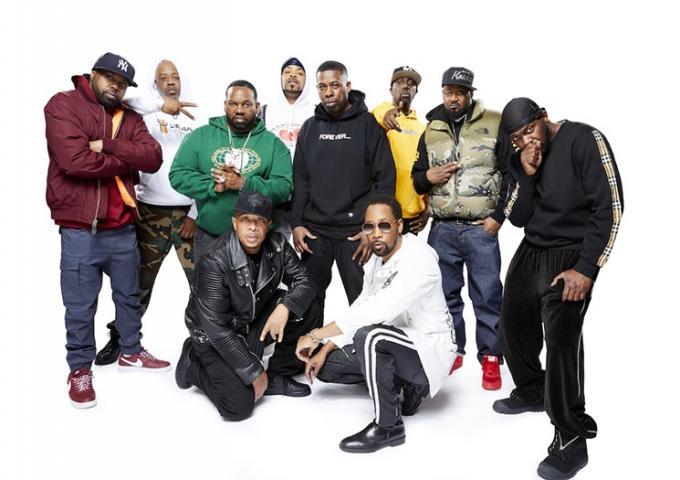 Wu-Tang Clan [CANCELLED] at Ryman Auditorium