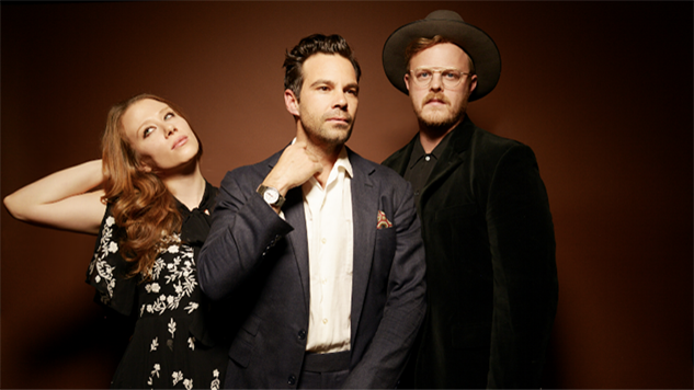 The Lone Bellow at Ryman Auditorium