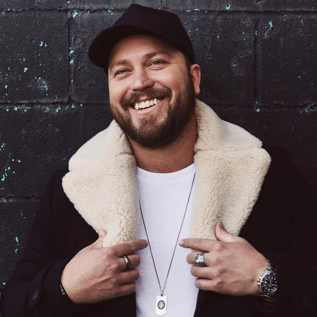 Mitchell Tenpenny at Ryman Auditorium