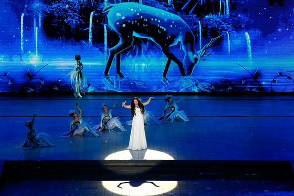 Sarah Brightman at Ryman Auditorium