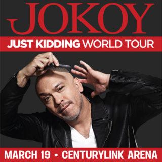 Jo Koy at Ryman Auditorium