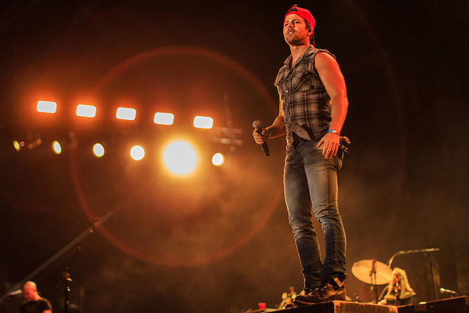 Kip Moore at Ryman Auditorium