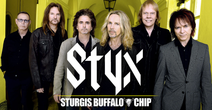 Styx at Ryman Auditorium