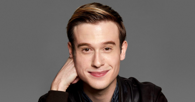 Tyler Henry at Ryman Auditorium