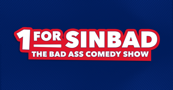 1 For Sinbad: The Bad Ass Comedy Show at Ryman Auditorium