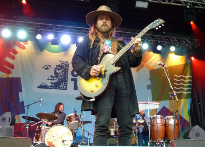 Lukas Nelson & Promise of The Real at Ryman Auditorium