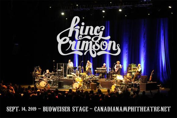 King Crimson at Ryman Auditorium