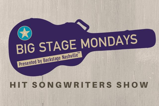 Nashville Songwriter at Ryman Auditorium