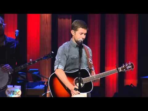 Josh Turner at Ryman Auditorium