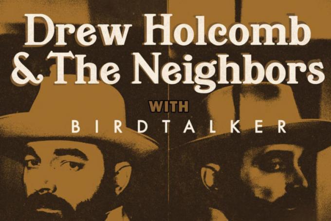 Drew Holcomb And The Neighbors at Ryman Auditorium
