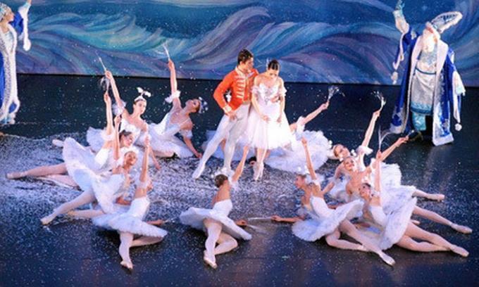 Moscow Ballet's Great Russian Nutcracker at Ryman Auditorium
