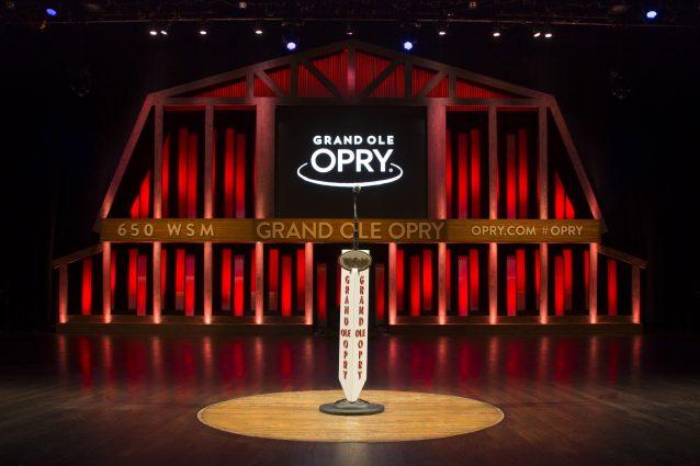 Opry At The Ryman: Mark Wills, Ricky Skaggs & Dusty Slay at Ryman Auditorium
