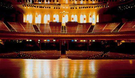 Opry At The Ryman: Ricky Skaggs & High Valley at Ryman Auditorium