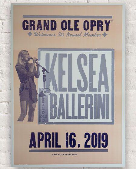 Opry At The Ryman: Kelsea Ballerini at Ryman Auditorium