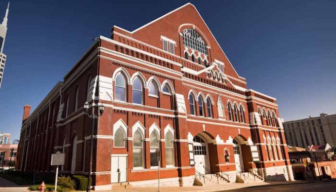 Opry At The Ryman: Radney Foster & Mark Wills at Ryman Auditorium