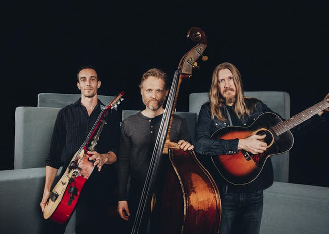 The Wood Brothers at Ryman Auditorium
