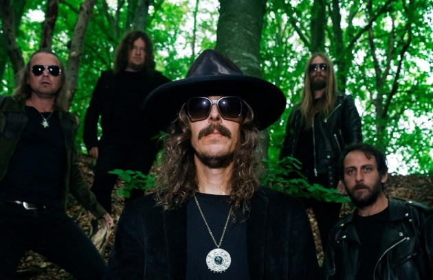 Opeth & Graveyard at Ryman Auditorium