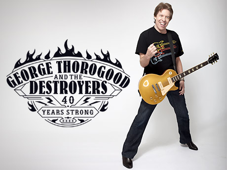 George Thorogood and The Destroyers at Ryman Auditorium