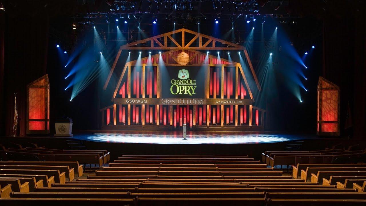 Opry At The Ryman: Alan Jackson, Alison Krauss, Gene Watson & James Carothers at Ryman Auditorium