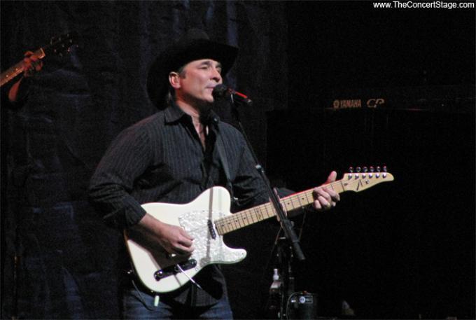 Clint Black at Ryman Auditorium