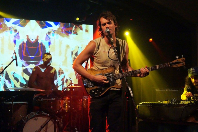 All Them Witches at Ryman Auditorium