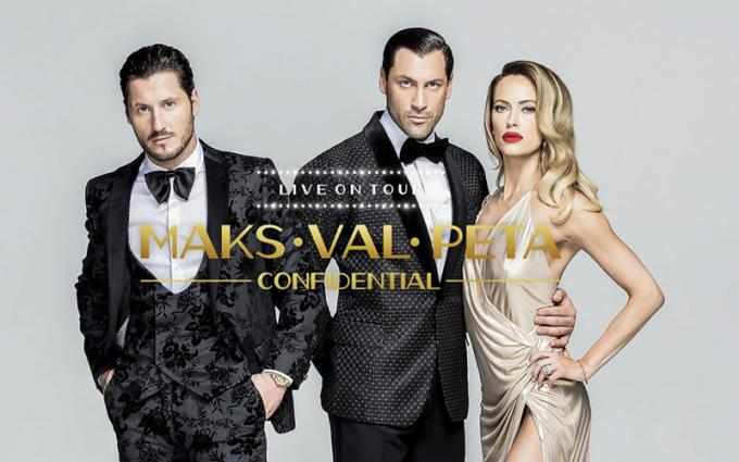Maks & Val [CANCELLED] at Ryman Auditorium
