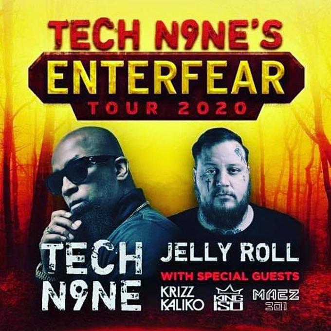 Jelly Roll at Ryman Auditorium